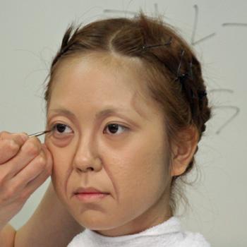 メイクで60歳程の変化 : インフォメーション - YCAブログ 美容学校を東京で選ぶなら山野芸